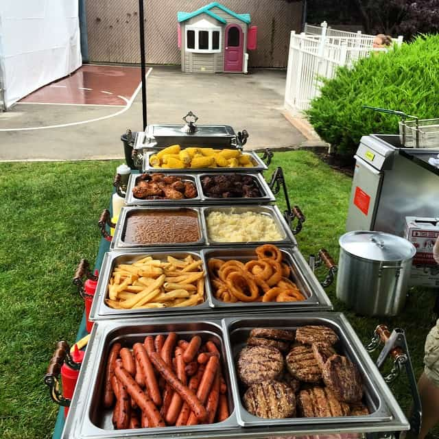 BBQ Catering for Catering Events