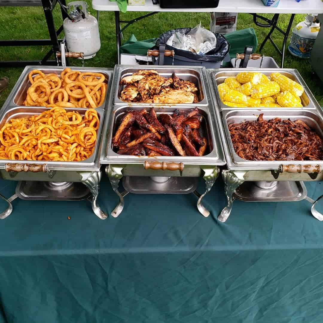 BBQ Catering for Class Reunions