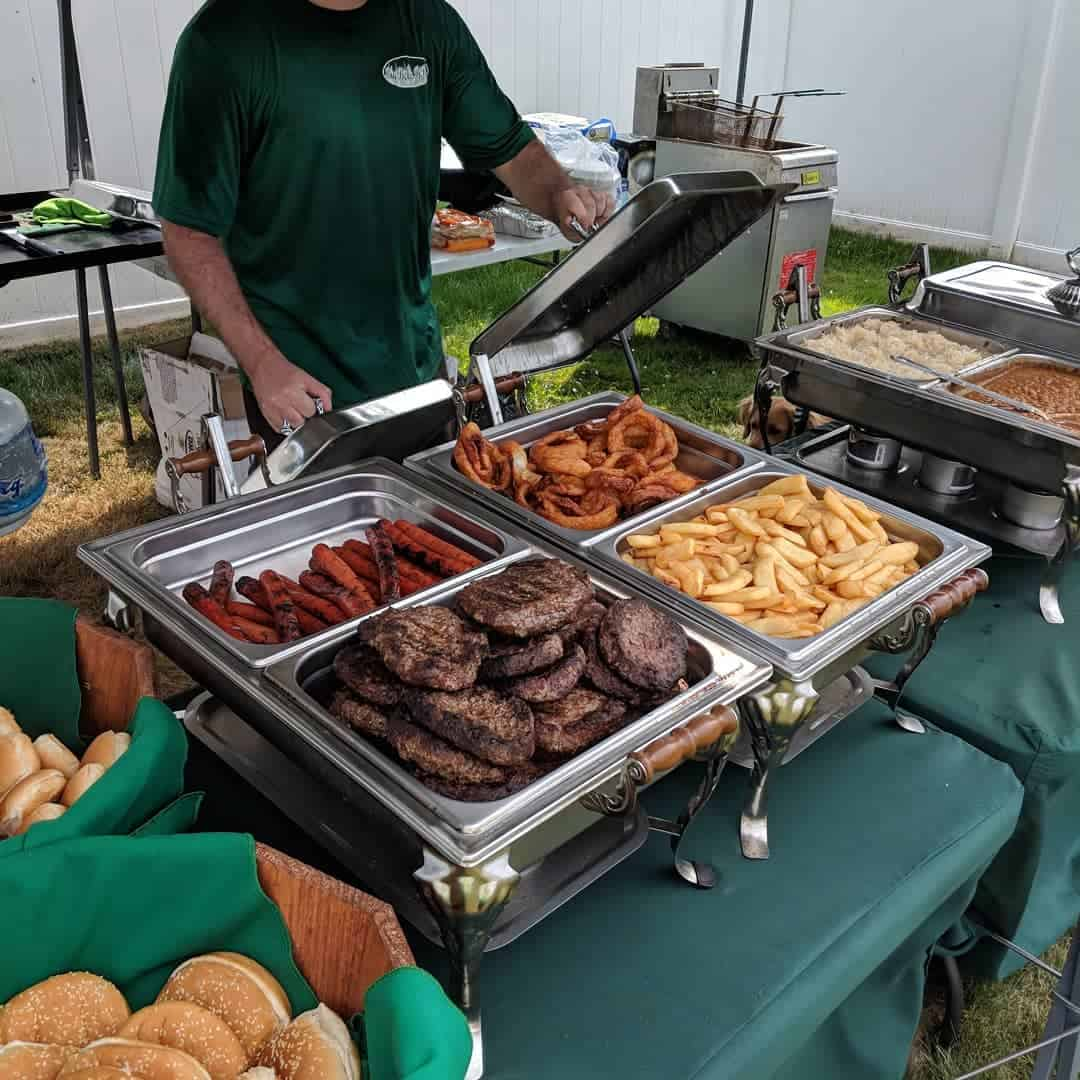 BBQ Catering for Engagements