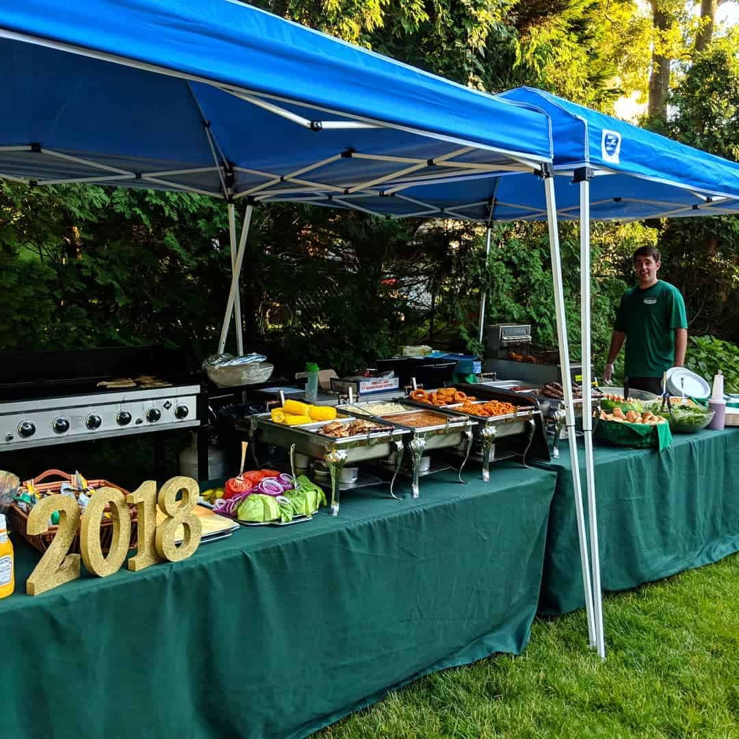 BBQ Catering for Parties Long Island