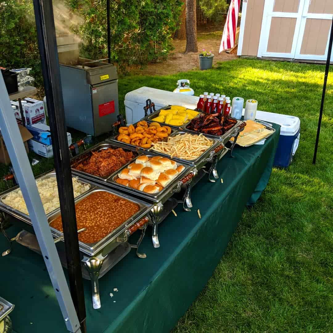 BBQ Catering for Grand Openings